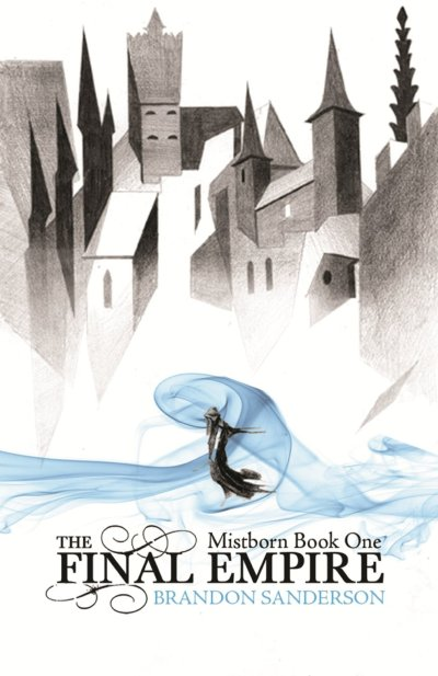 Read something new with 25 books in 8 different genres - Mistborn series