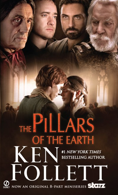 Read something new with 25 books in 8 genres - The Pillars Of The Earth