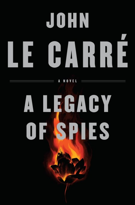 A LEgacy of Spies by John le Carre. Cover