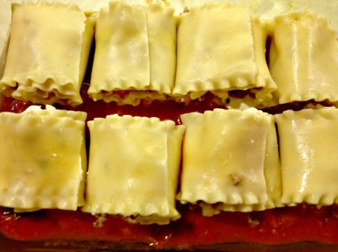 lasagna roll ups are a perfect freezer meal