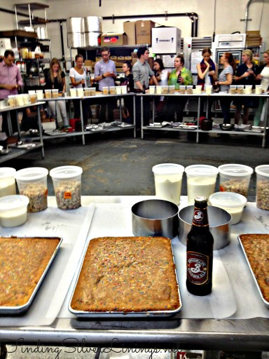 Beer and Baking At Momofuku Milk Bar