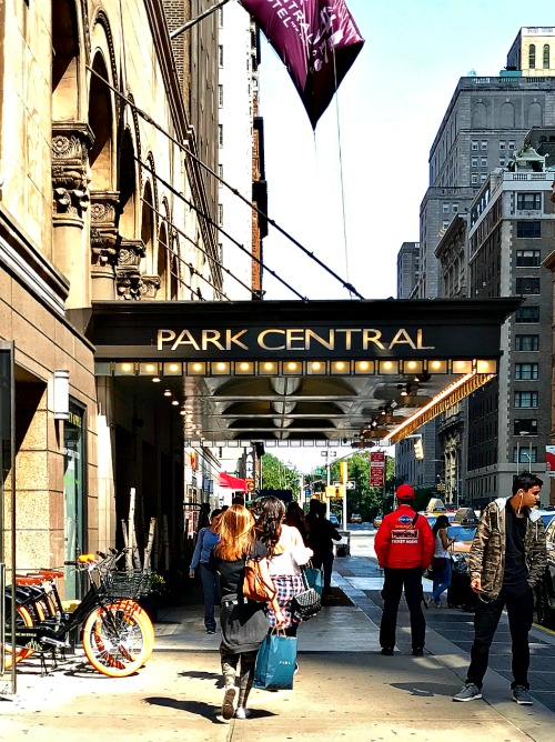 park central hotel nyc