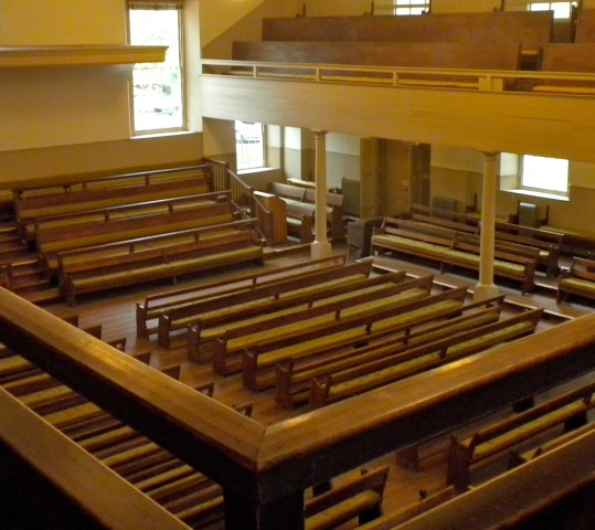Churches — Mid-Atlantic