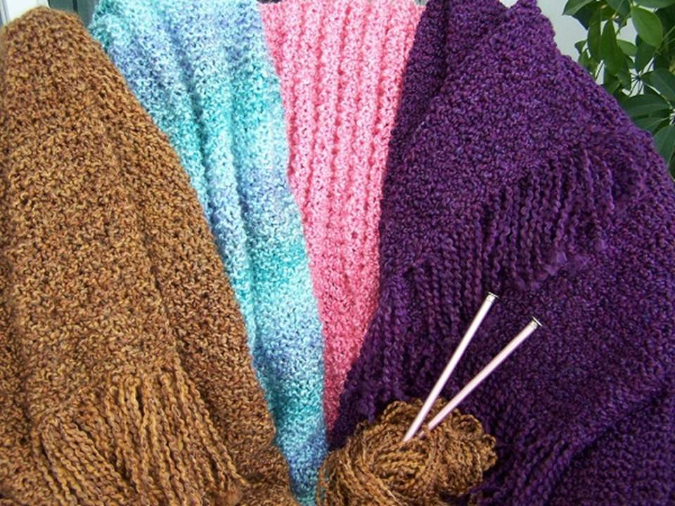 Prayer Shawl Ministry / Finding Solace