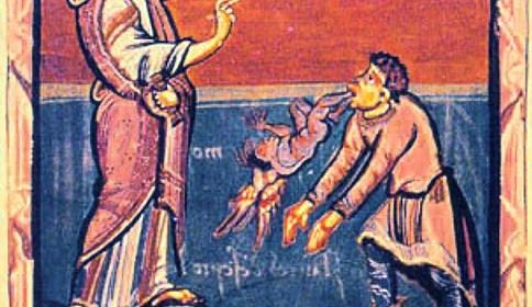 The Demoniacs Of Gadara