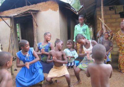 DAY TWELVE: Prayer For Girls In Sierra Leone