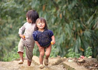 DAY SIXTEEN: Prayer For Children In Vietnam