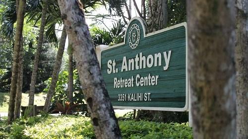 St. Anthony Retreat Center