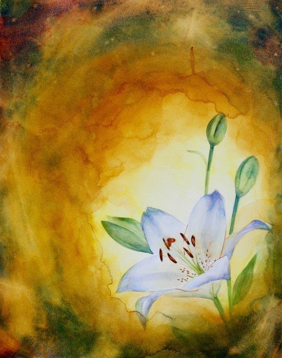 Kathrin Burleson The Resurrection and the Life