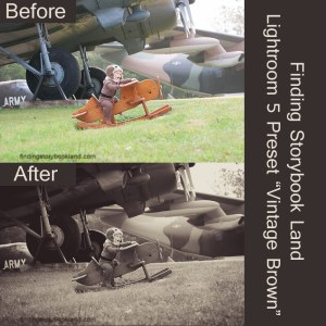 A downloadable vintage browntones lightroom 5 preset