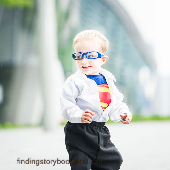 Superman and Perfectionism