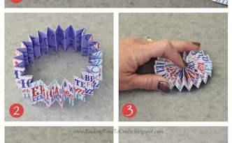 Make a 3D Rosette
