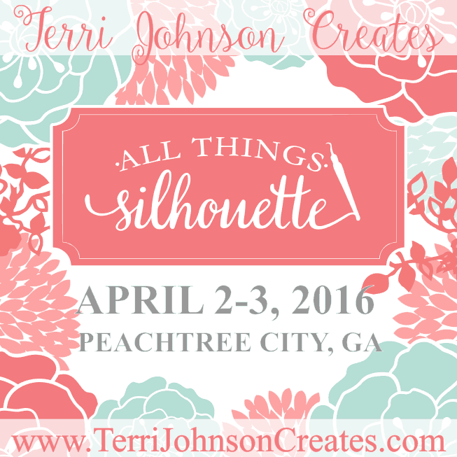 All Things Silhouette Conference April 2016
