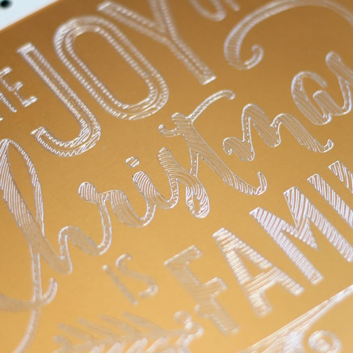 Etch with the Curio - Finding Time To Create