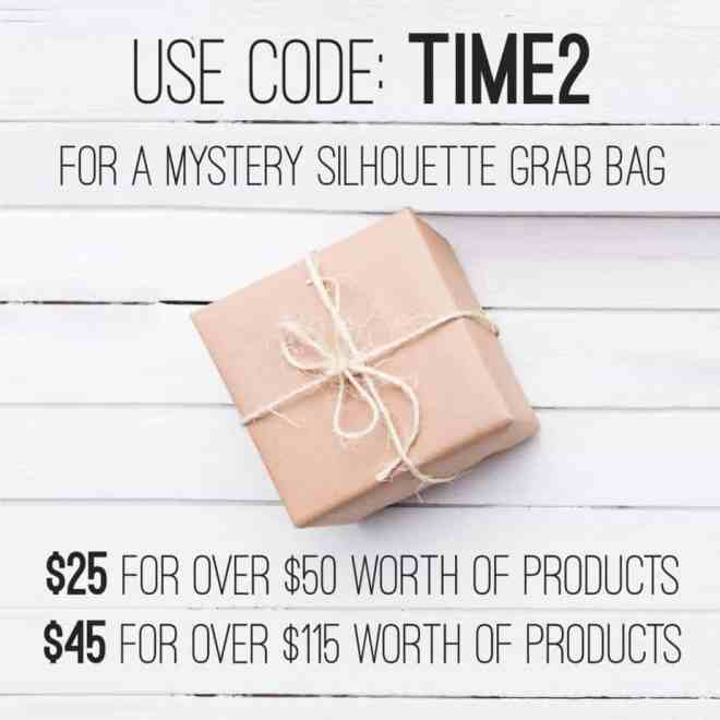 Use code TIME2 to get this limited-offer grab bag deal!