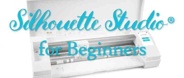 Silhouette Studio for Beginners