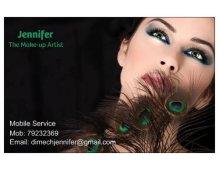 Makeup Artist Malta Saubhaya Makeup