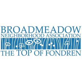 Broadmeadow Neighborhood Association Cleanup Day