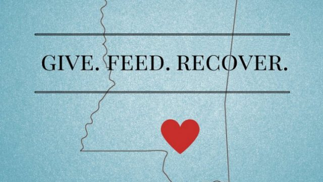 Extra Table, State Leaders Working to Feed Tornado Victims