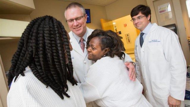 Rare Liver Procedure Helps Two Women at UMMC