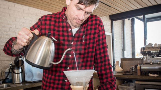 Demystifying Brewing: Cox to Teach Cups Classes