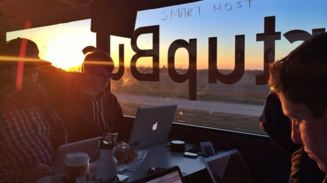 StartupBus to Make Stop at Mantle