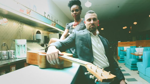 Mississippi Duo, Teneia, Spread Musical Message