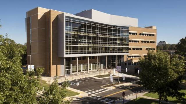 UMMC Opens New Research Building