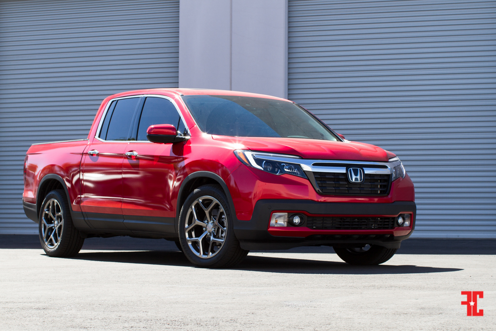 Honda Ridgeline Findlay Customs