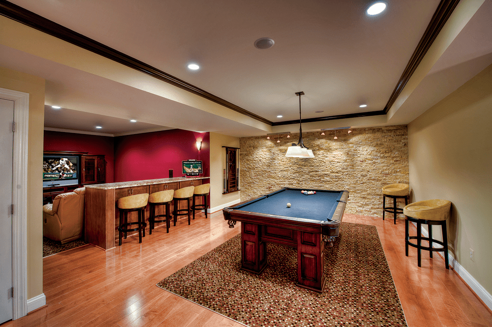 Top Basement Remodeling Ideas And Trends For 2014-2015