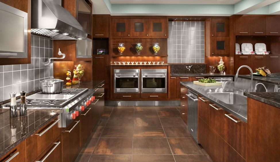 Kitchen remodeling cost minor major upscale kitchen for Local kitchen remodeling