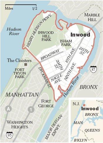 Lost My Car Keys in Inwood Manhattan NY