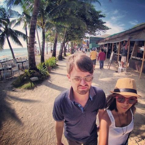 Beachfront Boracay