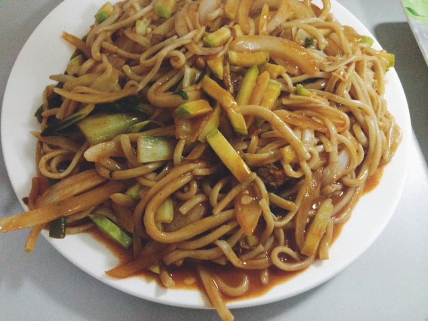 Chinese-Spicy-Noodles