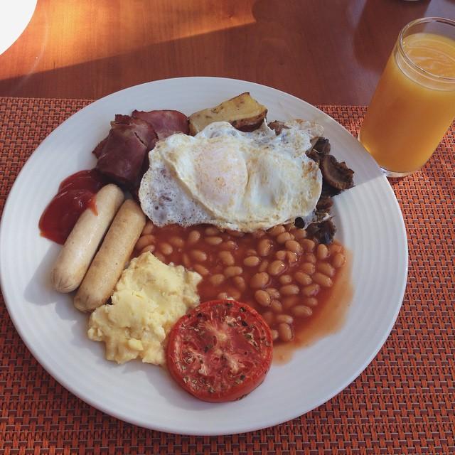 breakfast inclusive rotana