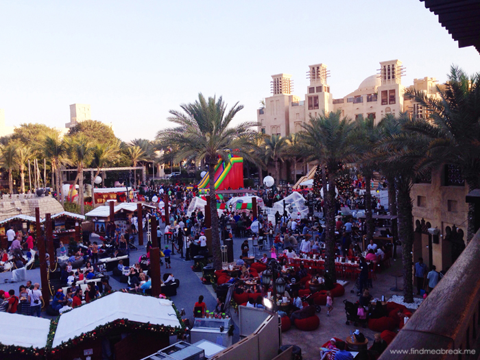 Madinat Jumeirah Christmas Fair