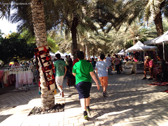 Zabeel Park Dubai weekends