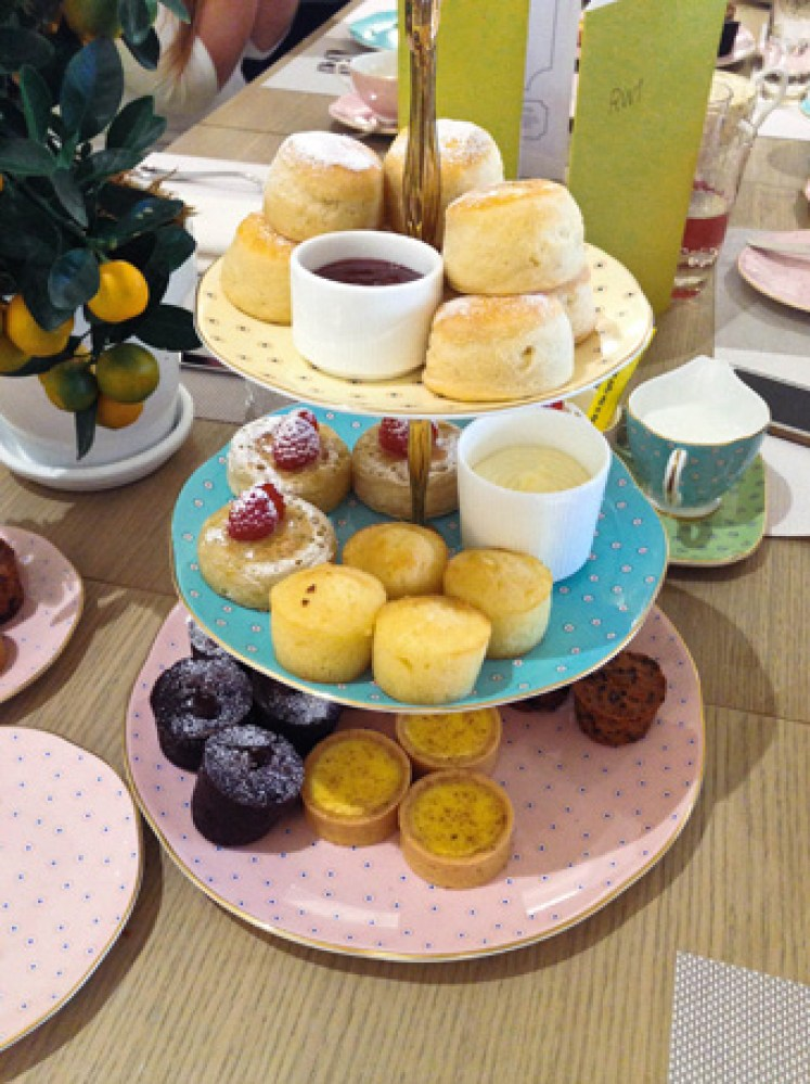 Afternoon Tea in Dubai