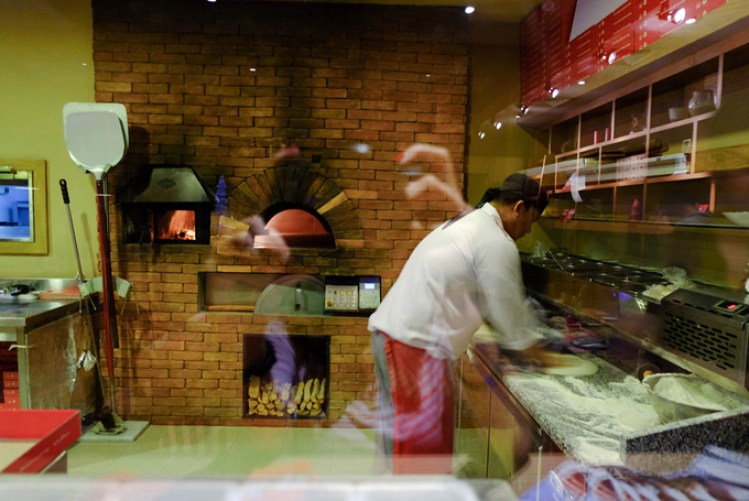 Best woodfired pizza dubai
