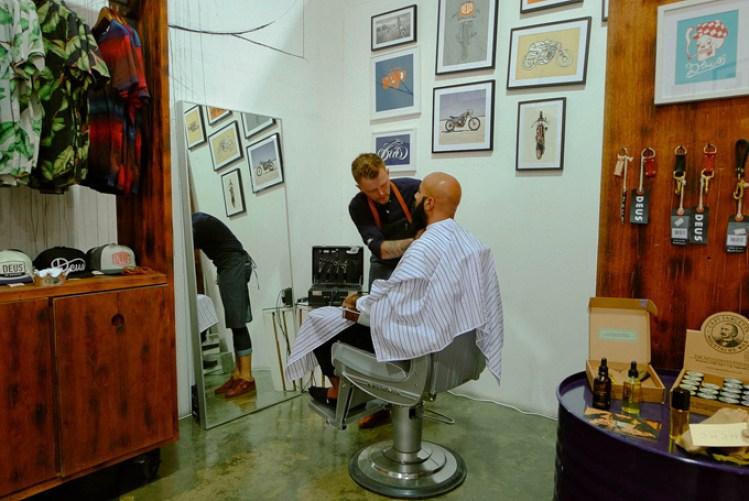 Atkin barber dubai