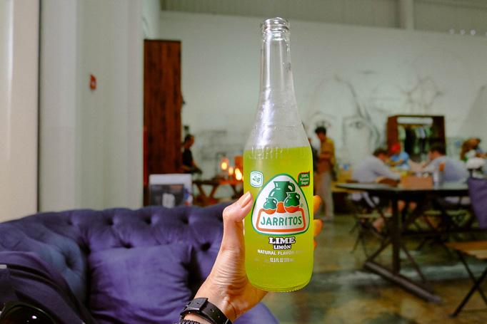 Mexican Pop drink