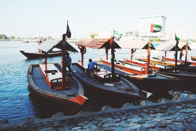 Boats UAE