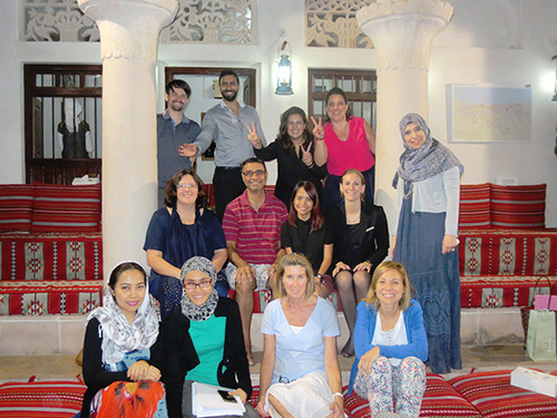 The Sheikh Mohammed Centre for Cultural Understanding
