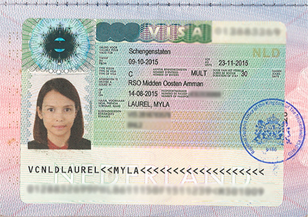 applying for schengen visa from scotland