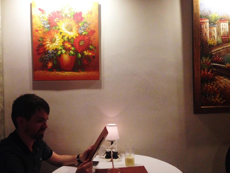 Italian paintings dubai