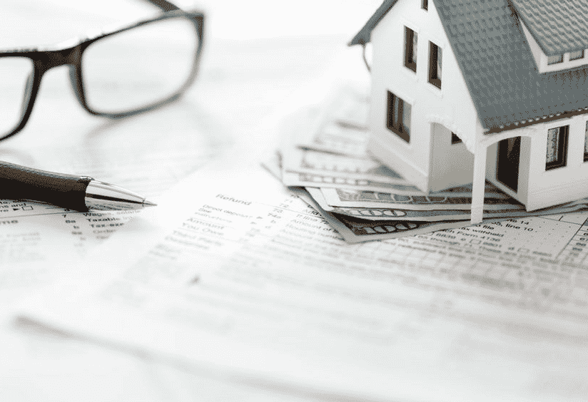 Tax refund can be used when buying a home