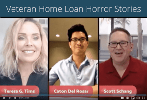 Home Loan Horror Stories - Protecting Veterans from Over Charging
