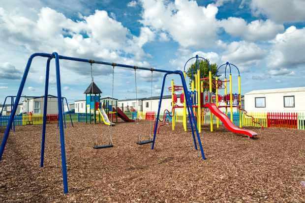 Alberta Holiday Park Play Area