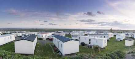 Harts Holiday Park Caravans