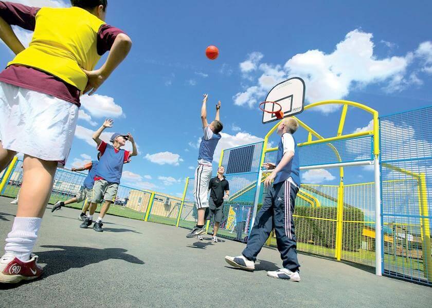 Richmond Holiday Ballcourt